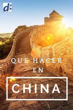 Si estás planificando tu viaje, tomá nota de estos #consejos para viajar a #China que recopilamos para ti!!