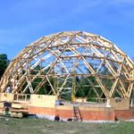 Pre-Fabricated Dome Components