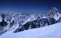 K2 from Broad Peak  foto Z Zaharias