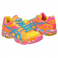 Asics Women's GEL FLASHPOINT Shoe -- I am usually a Nike girl, but these are CUTE!
