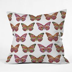 Butterflies Fly Cushion Cover