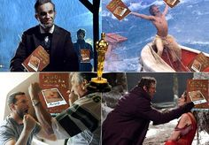 """FUN! See if you can spot my discrete product placement in each of the Oscar """"Best Picture"""" nominees!"""