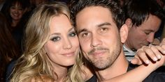 Uh, So Ryan Sweeting Got Wife Kaley Cuoco's Name Tattooed On His Arm
