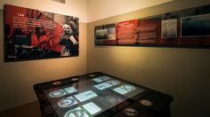 The Old Burger Street Prison in Pietermaritzburg is a testament to the abuse of human rights in South Africa. As experienced museum exhibition designers, our team was commissioned to make this rich historical content accessible and appealing to a board audience. Employing innovative museum exhibit design solutions, exhibits were created with interactive displays, a custom-built timeline touch screen table, interactive cue cards and a freedom game.