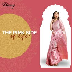 Party Wear For Women, Next Wedding, Bespoke Design, Happy Colors, Online Fashion Stores, Indian Sarees, Blouse Designs, Pretty In Pink, Casual Wear