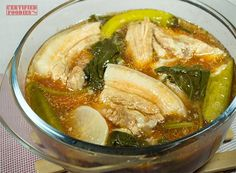 Red Sinigang with Del Monte Tomato Sauce http://www.certifiedfoodies.com/2013/07/recipe-red-sinigang-del-monte/