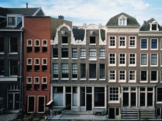 House in Amsterdam, Claus en Kaan
