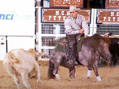 2006 Roan NCHA $ Earning Son of Smart Little Lena for Sale - For more information click image or see ad # 29916 on www.RanchWorldAds.com
