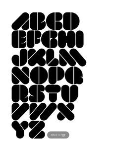 25 top free stencil fonts | Typography | Creative Bloq