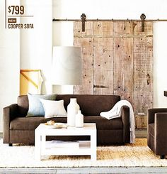 Livable Machine Interior Design Blog: Fall Trends 2010- Love the giant wide panels.
