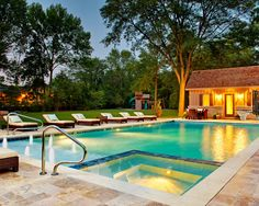 Inground Swimming Pools Design, Pictures, Remodel, Decor and Ideas - page 7