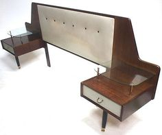 retro 60's bedroom furniture | vintage-g-plan-e-gomme-headboard-side-cabinets-retro-50s-60s-furniture ...