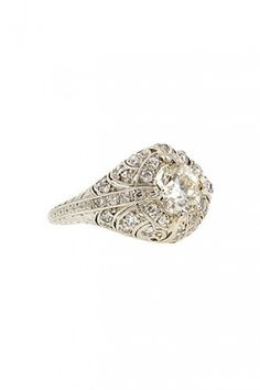 Antique And Vintage Engagement Rings Art Deco 39