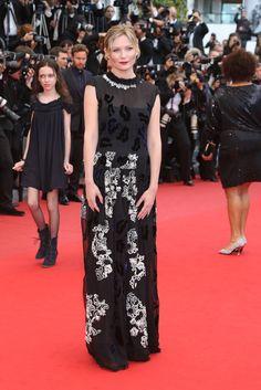 Alfombra roja: Festival de Cannes 2013, Kirsten Dunst de Michael Van der Ham