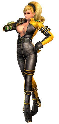 King of Fighters: Maximum Impact 2 - Lien Neville