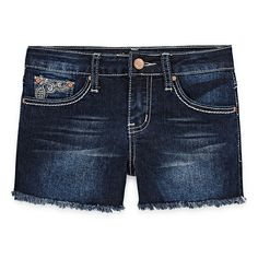 e5e7227659cf9 Zco Jeans Denim Shorts - Big Kid Girls