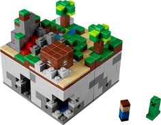 LEGO, you shouldn't teach people how to BUILD a creeper, great now griefers are gonna grief even more then they used to. Sarcasm