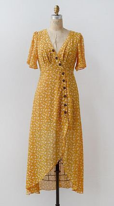 Feminine Vintage Inspired Dresses / Vintage Style Dress / Wilder Dress
