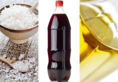 11 matvarer fra kjøkkenet ditt som fungerer som rengjøringsmiddel