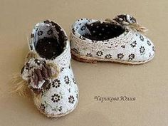 Master class on making doll shoes Doll Shoe Patterns, Sewing Patterns, Gotz Dolls, Baby Doll Clothes, American Girl Clothes, Bear Doll, Sewing Dolls, Baby Boots, Doll Shoes