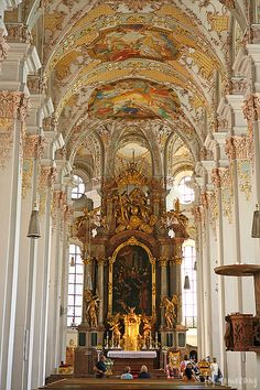 Peterskirche Munich, Germany