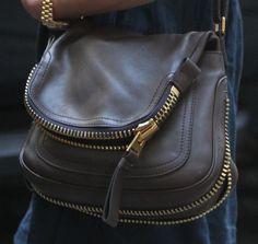 Jennifer Aniston Carries Her Namesake Tom Ford Bag on Set