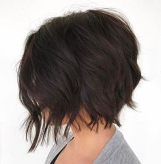Short Bob with Textured Waves