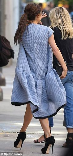 Victoria Beckham--OBSESSED WITH THIS DRESS