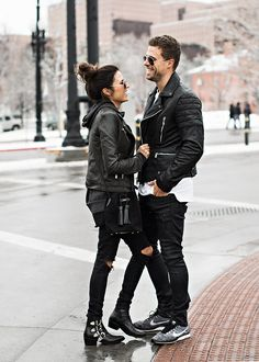 Christine and Cody Andrew Hello Fashion
