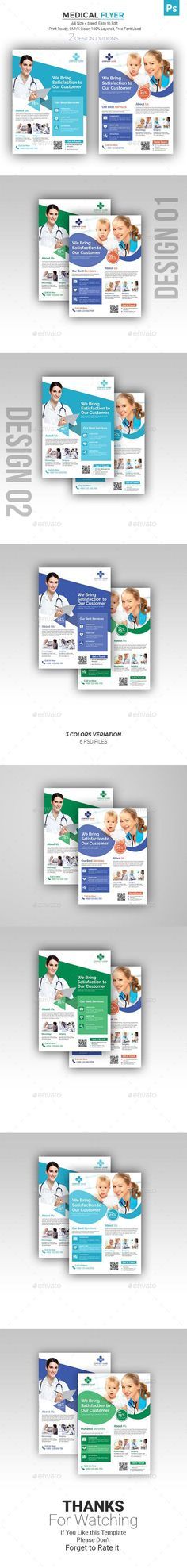 #Medical #Flyer - #Corporate Flyers