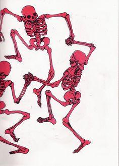 Skeleton Skeleton Tattoos, Skeleton Art, Aesthetic Iphone Wallpaper, Aesthetic Wallpapers, Crayons Pastel, Poses Photo, Beautiful Dark Art, Flash Art, Red Aesthetic