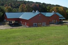 Wick Buildings Riding Arenas & Training Facilities, Stable/Stall Barns, Run-in Sheds Post Frame Building, Building Images, Horse Arena, Horse Stables, Wick Buildings, Small Horse Barns, Barn Builders, Run In Shed, Metal Barn