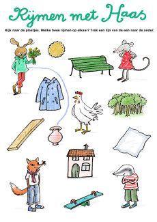 vos en haas werkbladen - Google zoeken Worksheets, Homeschool, Teaching, Comics, Projects, Crowns, First Grade, Log Projects, Blue Prints