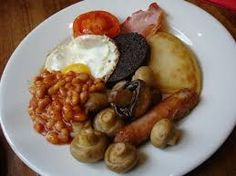 Full Scottish Breakfast -