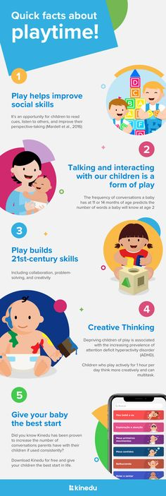 Research shows that meaningful playtime during early years sticks with children for the rest of their lives. 👶 Your little ones are biologically hardwired to play. It's how they explore and learn about the world. 🔍 For example, when your baby grabs a ball, they build fine motor skills. If you feel like you're getting stuck with finding new playtime activities, we have 1,800+ available on our app (see link in bio!). Have you enjoyed playtime with your baby today? 💓 Baby Development, 2 Year Olds, Infant Activities, Fine Motor Skills, Social Skills, Fun Facts, How Are You Feeling, Parenting, Play