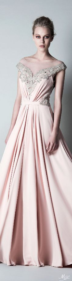 miss-mandy-m: Saiid Kobeisy Pre-Fall 2016 Evening Dresses, Prom Dresses, Formal Dresses, Wedding Dresses, Dress Prom, Mode Rose, Couture Looks, Dress Vestidos, Pink Gowns