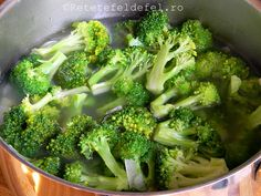 supa crema de broccoli Broccoli, Vegetables, Food, Essen, Vegetable Recipes, Meals, Yemek, Veggies, Eten