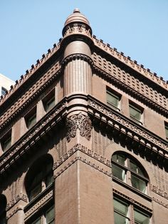 The Rookery, Chicago | upper southwest corner place or building showing the rookery chicago ...