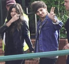 Elounor at the game today :)