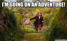 MzTeachuh: I'm Going On An Adventure! To Yosemite!