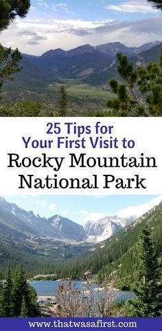 25 tips to avoid vacation disaster while visiting Rocky Mountain National Park for your family vacat Denver Colorado, Colorado Springs, Road Trip To Colorado, Estes Park Colorado, Colorado Hiking, Places To Travel, Travel Destinations, Places To Visit, Rocky Mountains