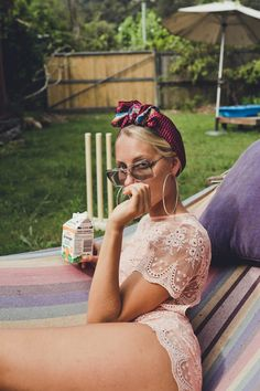 Maple Vice photographs Amanda Gylling, in carefree pieces from Australian boho brand Arnhem, in the backdrops of a cozy cabin.