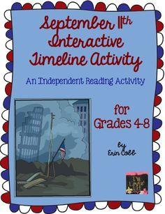 I'm Lovin Lit: Ready-to-Teach September 11th Lesson Plan ~ Peek at My Week!