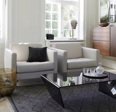 Mads Mikkelsen's interior design from BoConcept
