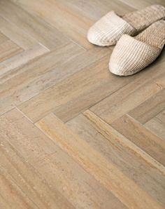 Tile Floor Pattern - eclectic  by Walker Zanger.   Umm, tile that looks like wood.  Like!!