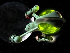Great view of the Liberator - Blake's Space Tv, Lost In Space, Fiction Movies, Science Fiction, Cosmos, Best Sci Fi Series, Fantasy Tv Shows, Steampunk, Starship Concept