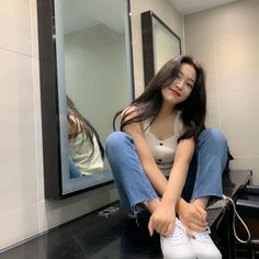Image about kpop in red velvet by cho junghwa Kpop Girl Groups, Korean Girl Groups, Kpop Girls, Red Velvet Joy, Red Velvet Irene, Red Velvet Seulgi, Japonese Girl, Ulzzang Korean Girl, Kim Yerim