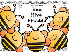 """The Bee Freebie has some additional activities to go with our Bee Hive of Activities Unit. * a class make believe word game *a class book """"I Want to BEE.."""" Please check out our Kiddos Connect To Kindness All Year Series-- """"~Bee Hive of Activities https://www.teacherspayteachers.com/Product/Kindness-Bee-Hive-of-Activities-Kiddos-Connect-All-Year-to-Kindness-2540488"""
