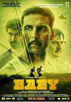 Baby 2015 Hindi BRRip 480p 400mb | Hit Movies 2
