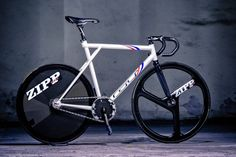 GT Bicycles Track by Father TU